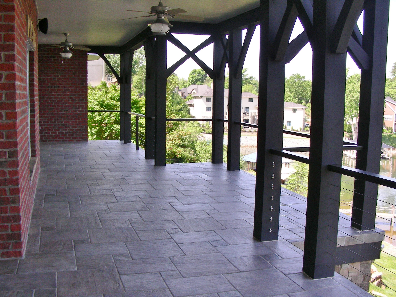 Lowry-railing